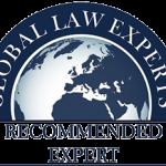 """Auszeichnung als """"recommended Expert"""" für die Bereiche Agrarrecht und Verwaltungsrecht"""